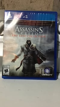 Assassin's Creed Syndicate PS4 game case Ottawa, K1G