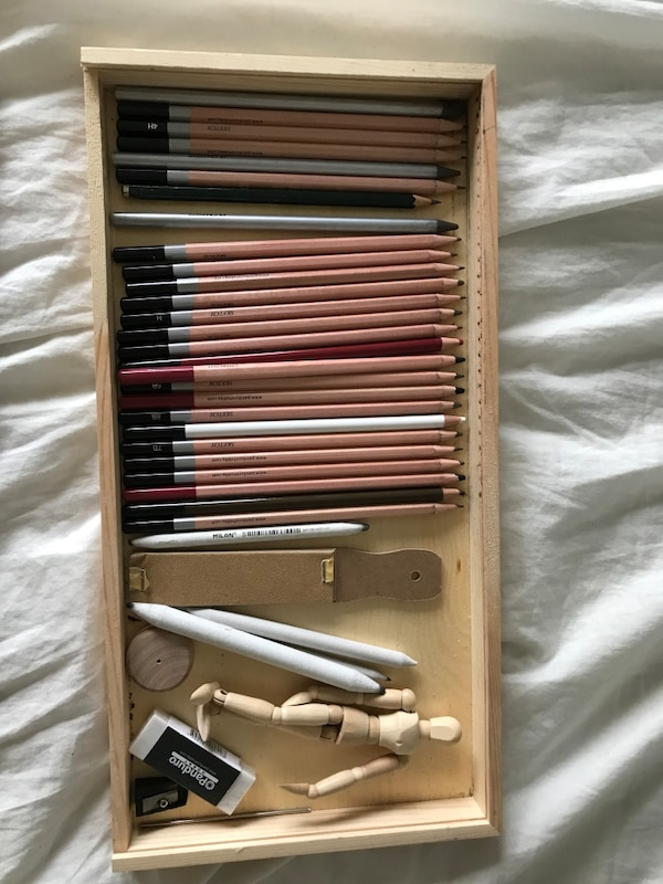 Panduro drawing kit