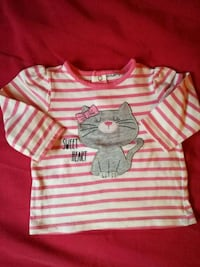 T shirt gattino Napoli, 80124