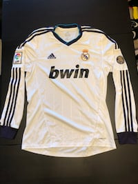 Real Madrid long sleeve jersey Frederick, 21701