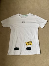 Offwhite White Tee Shirt  Burlington, L7M 5B4