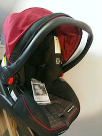 black and red car seat carrier Minneapolis, 55411