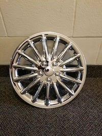 Set of 4  Fits 16 inch rims  Brand new/never used. London