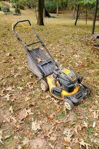 Lawnmower with mulch bagger  Arlington, 22205