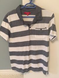 Brand new (Guess) men's L shirt.$8or best offer.Smoke and pet free home. Elmira, N3B 1E7