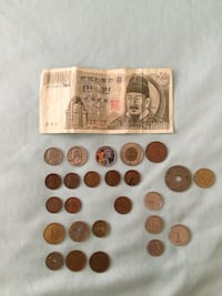 Currency - Coin Collection  Norfolk, 23503