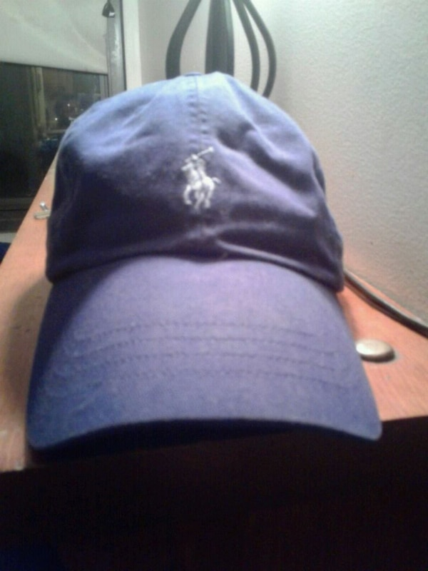 bbc983fd2e78 Used Navy blue Polo hat for sale in Bridgeport - letgo