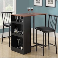 Brand New (in box)- Counter Height Pub Table Set Alexandria, 22301