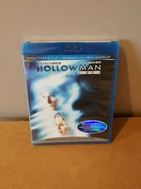 hollow man bluray NEW SEALED !! Barrie, L4N 8S6