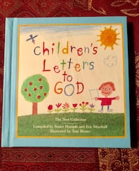FIRST EDITION: Children's Letters to God Sunrise, 33351