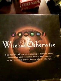 Wise and otherwise! Rare awesome board game social Arvada, 80003