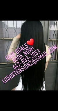 Hair styling Thornhill, M2M