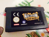 Raving rabbits nintendo ds GameBoy gba Rayman