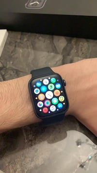 Apple Watch 4 Nike Series 44mm ISTANBUL