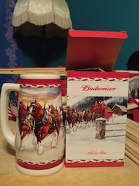 2010 Budweiser holiday Stein High Point, 27262