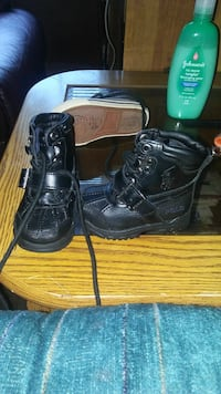 Polo boots toddler size 4