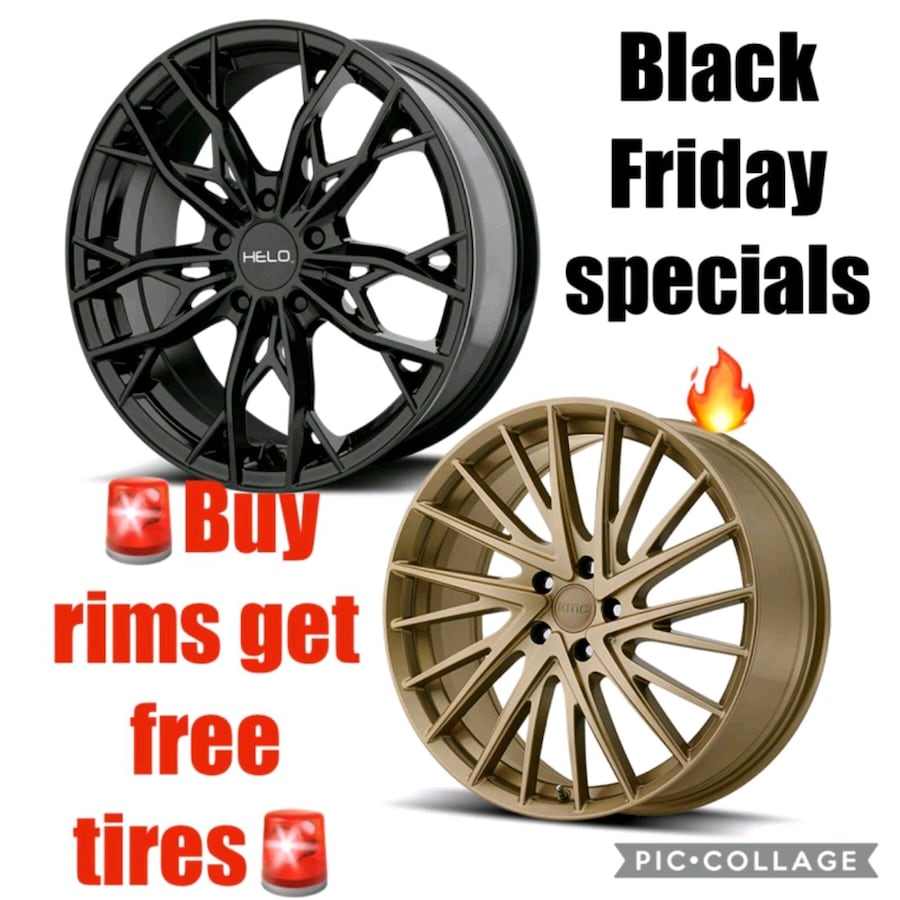 KMC wheels: no credit check/only $40 downpayment