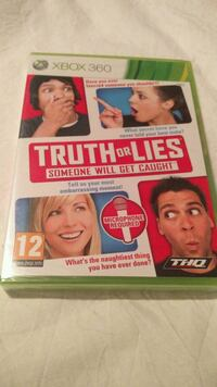 Truth or lies Xbox 360 Göteborg, 421 37