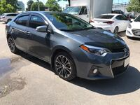 2015 Toyota Corolla s - auto, leather,sunroof,alloys Markham