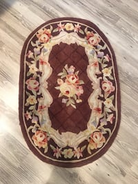 3x2 oval rug by Royal Palace