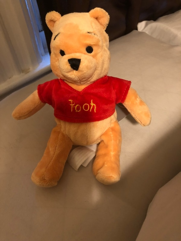 ceaa5a0a164e Used Winnie the Pooh Bear for sale in New Rochelle - letgo