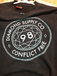 Diamonds supply co crewneck Waterloo, N2T 2P6
