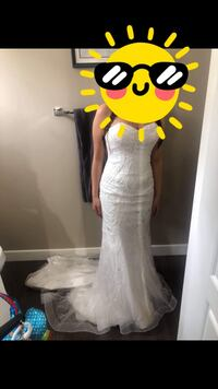 Wedding dress Calgary, T2K 0M4