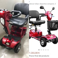 Electric scooter just 3 uses Libercar Fuengirola, 29640