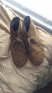 pair of brown suede boots Greenville, 27858
