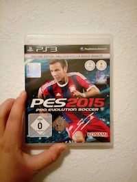 Sony PS3 PES2015 Hülle Sulzbach (Taunus), 65843