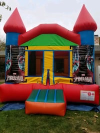 Jump house for rent