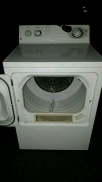 white front-load clothes washer Fairfax, 22031