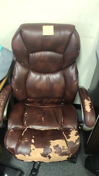 Leather office chair Alexandria, 22315