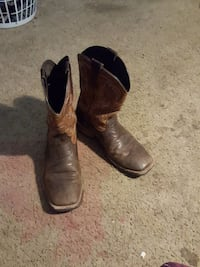 pair of Ariat cowboy boots Prineville, 97754