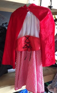 Little Red Riding Hood Halloween Costume Calgary, T3K 0H9