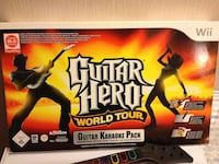 NINTENDO Wİİ GUITAR HERO WORLD TOUR OYUN SATILIK