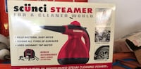 Steam cleaner. Use one time this is new Fairfax