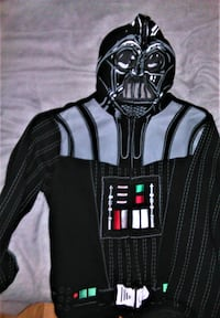 mens medium Darth Vader sweater