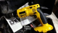 yellow and black Dewalt cordless power drill New Castle, 16101