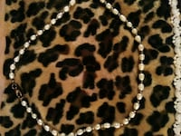 Real pearl necklace Bunkie, 71322
