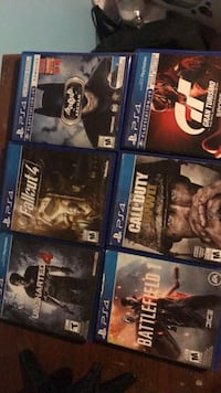 3 ps4 games Winnipeg, R3J 1L6