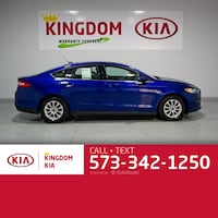 2015 Ford Fusion S Rolla, 65401