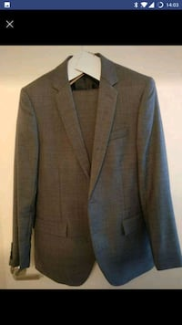 J.Crew Thompson Suit in Charcoal Grey Los Angeles, 90013