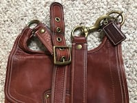 Coach, leather