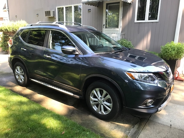 Nissan Rogue 3Rd Row >> Used Nissan Rogue 2014 3rd Row Seating For Sale In Valley