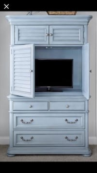 white wooden cabinet with drawer Alexandria, 22310