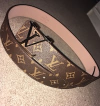 Brand new monogram Louis Vuitton belt Calgary, T3J