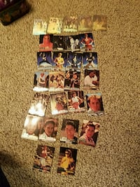 limited edition rare power rangers cards Wooster, 44691