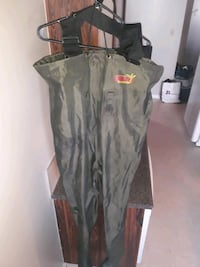 fishing coveralls Edmonton, T5G 2L1