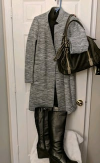 Outfit Bundle: Dress, Jacket, Boots, Purse Leesburg, 20176